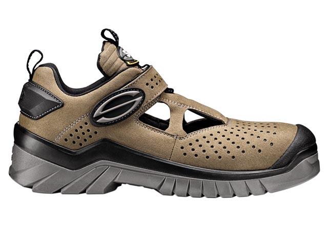 Zamšādas sandales Monitor 24050UZ S1P