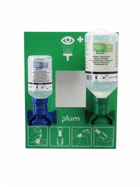 Acu skalošanas komplekts Plum 4773 (200 ml + 500 ml)
