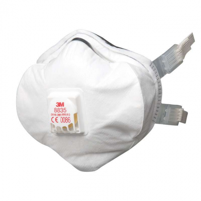 Respirators FFP3 3M 8835