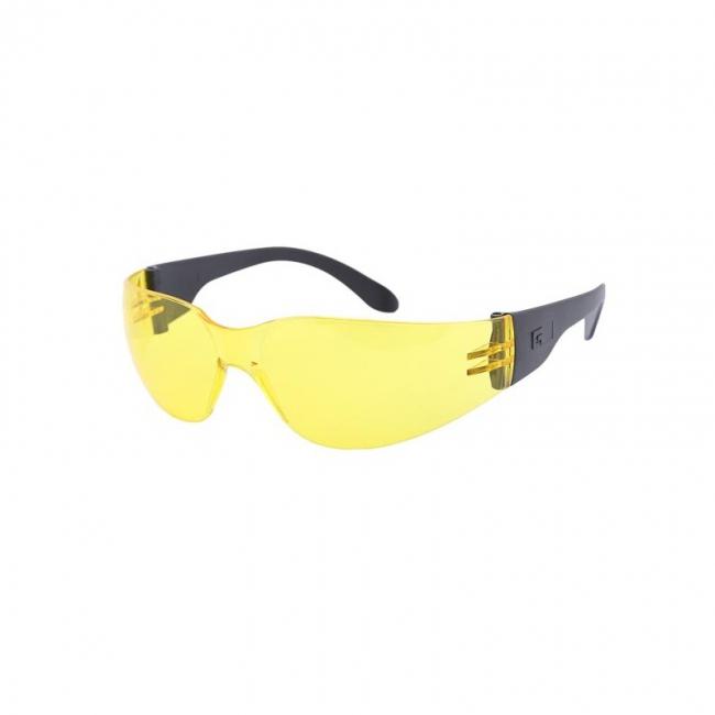 Aizsargbrilles AKDK-CR01, dzeltenas