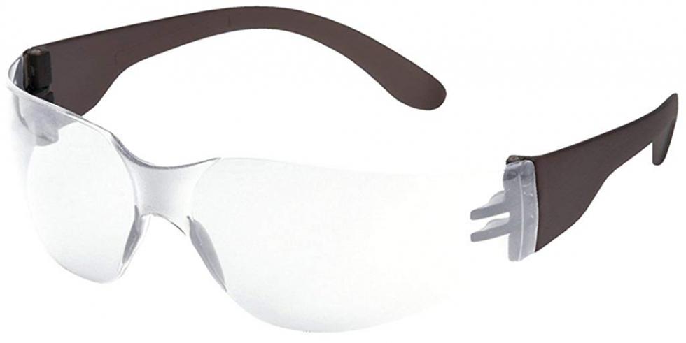 Aizsargbrilles PW32CCL caurspidīgas
