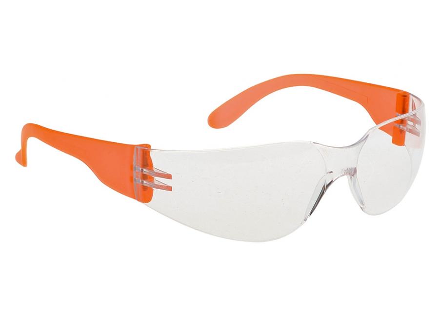 Aizsargbrilles PW32COH caurspidīgas
