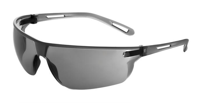 Aizsargbrilles Stealth, tumšas
