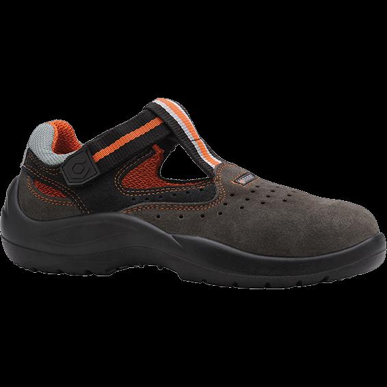 Zamšādas sandales Summer B116 S1P