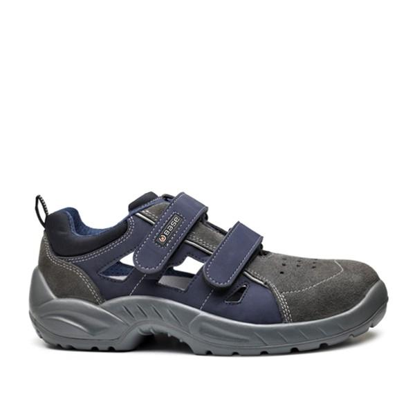 Zamšādas sandales Central B173 S1P
