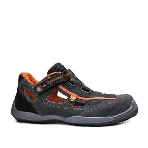 Nubukādas sandales Aerobic B617 S1P