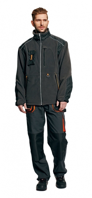 Flīša jaka Emerton Winter fleece