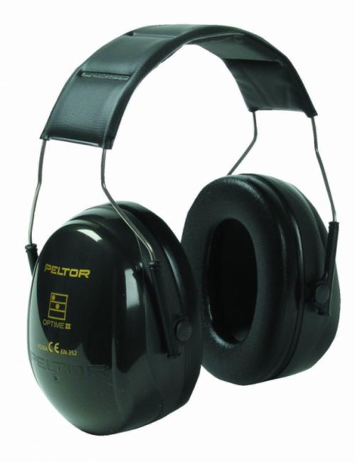 Aizsargaustiņas Peltor Optime II H520A 31db
