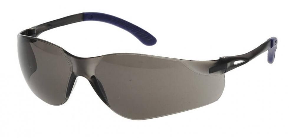 Polikarbonāta aizsargbrilles PW38BKR tonētas