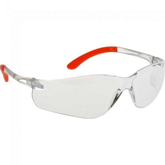 Polikarbonāta aizsargbrilles PW38COR, caurspidīgas