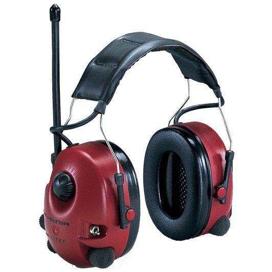 Radioaustiņas 3M Peltor Alert M2RX7A2-01 26db