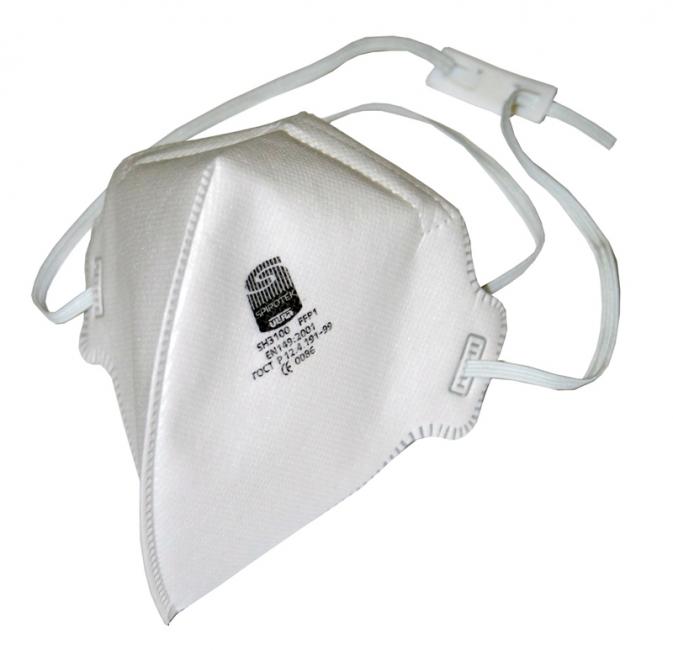 Daļiņu respirators FFP1 Spirotek SH3100