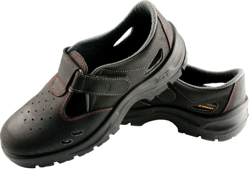 Ādas sandales Topolino S1 SRC