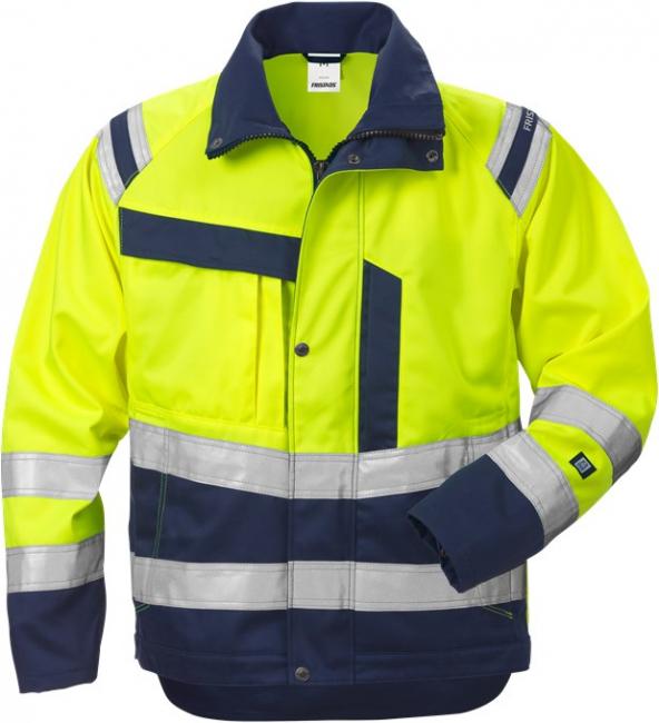Vīriešu jaka Fristad Hi-Vis 119621 (4026 PLU)