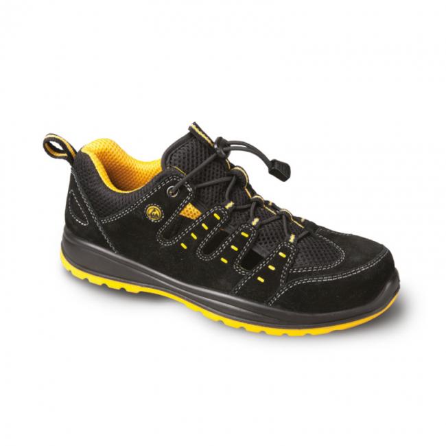 Zamšādas sandales 2115 - Memphis S1 ESD